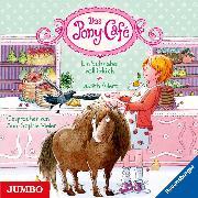 Cover-Bild zu Das Pony-Café. Ein Schnabel voll Glück (Audio Download) von Allert, Judith