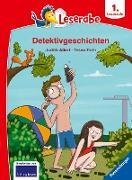 Cover-Bild zu Leserabe - 1. Lesestufe: Detektivgeschichen (eBook) von Allert, Judith