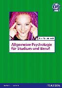Cover-Bild zu Allgemeine Psychologie für Studium und Beruf von Sokolowski, Kurt