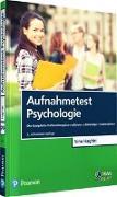 Cover-Bild zu Aufnahmetest Psychologie von Haghiri, Sina