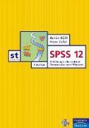 Cover-Bild zu SPSS Version 12 (eBook) von Bühl, Achim