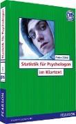 Cover-Bild zu Statistik für Psychologen (eBook) von Zöfel, Peter