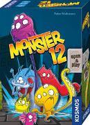 Cover-Bild zu Monster 12 von Wichmann, Peter