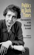 Cover-Bild zu Politics in Dark Times von Tsao, Roy T.