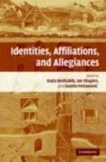 Cover-Bild zu Identities, Affiliations, and Allegiances (eBook) von Benhabib, Seyla (Hrsg.)