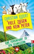 Cover-Bild zu Viele Ziegen und kein Peter von Eisert, Christian