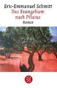 Cover-Bild zu Das Evangelium nach Pilatus von Schmitt, Eric-Emmanuel
