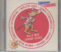 Hits mit Jimmy Flitz von Zoss, Roland (Solist)