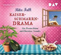 Cover-Bild zu Kaiserschmarrndrama von Falk, Rita