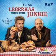 Cover-Bild zu Leberkäsjunkie (Audio Download) von Falk, Rita
