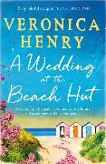 Cover-Bild zu A Wedding at the Beach Hut von Henry, Veronica