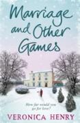 Cover-Bild zu Marriage And Other Games (eBook) von Henry, Veronica