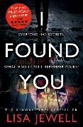 Cover-Bild zu I Found You von Jewell, Lisa