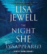 Cover-Bild zu The Night She Disappeared von Jewell, Lisa