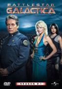 Cover-Bild zu Battlestar Galactica von Larson, Glen A.