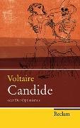 Cover-Bild zu Candide oder Der Optimismus von Voltaire