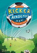 Cover-Bild zu Kicker Academy 2 - Wer traut dem Scout? von Engler, Michael