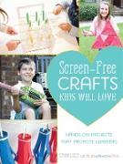 Cover-Bild zu Screen-Free Crafts Kids Will Love (eBook) von Lilly, Lynn