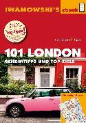Cover-Bild zu 101 London - Reiseführer von Iwanowski (eBook) von Nielitz-Hart, Lilly
