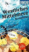 Cover-Bild zu DuMont direkt Reiseführer Mittelmeerkreuzfahrt Westlicher Teil (eBook) von Nielitz-Hart, Lilly