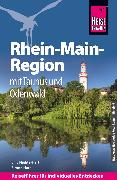 Cover-Bild zu Reise Know-How Reiseführer Rhein-Main-Region mit Taunus und Odenwald (eBook) von Nielitz-Hart, Lilly