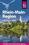 Cover-Bild zu Reise Know-How Reiseführer Rhein-Main-Region mit Taunus und Odenwald von Nielitz-Hart, Lilly