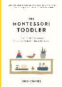 The Montessori Toddler von Davies, Simone
