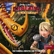 Cover-Bild zu Folge 46: Der Vulkanausbruch / Der Sandspucker (Das Original-Hörspiel zur TV-Serie) (Audio Download) von Karallus, Thomas