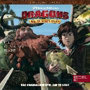 Cover-Bild zu Folge 56: Die Familie Feuerschweif / Die dunkelste Nacht (Das Original-Hörspiel zur TV-Serie) (Audio Download) von Karallus, Thomas
