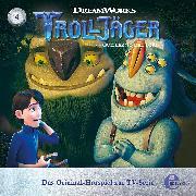 Cover-Bild zu Folge 4: Die Jagd nach dem Gestaltwandler / Abenteuerliches Babysitting (Das Original-Hörspiel zur TV-Serie) (Audio Download) von Karallus, Thomas
