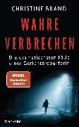 Cover-Bild zu Wahre Verbrechen (eBook) von Brand, Christine