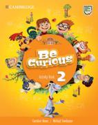 Cover-Bild zu Be Curious Level 2 Activity Book von Nixon, Caroline