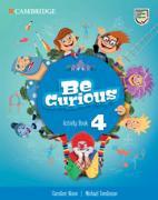 Cover-Bild zu Be Curious Level 4 Activity Book von Nixon, Caroline
