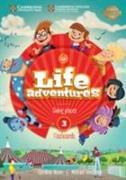 Cover-Bild zu Life Adventures Level 3 Flashcards von Nixon, Caroline