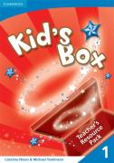 Cover-Bild zu Level 1: Teacher's Resource Pack - Kid's Box
