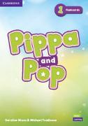 Cover-Bild zu Pippa and Pop Level 1 Flashcards British English von Nixon, Caroline