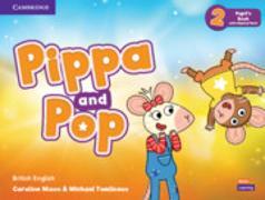 Cover-Bild zu Pippa and Pop Level 2 Pupil's Book with Digital Pack British English von Nixon, Caroline