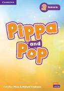 Cover-Bild zu Pippa and Pop Level 2 Flashcards British English von Nixon, Caroline