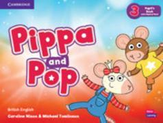 Cover-Bild zu Pippa and Pop Level 3 Pupil's Book with Digital Pack British English von Nixon, Caroline