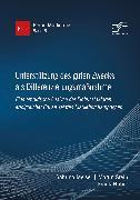 Cover-Bild zu Unterstützung des guten Zwecks als Differenzierungsmaßnahme. Eine empirische Analyse der Einflussfaktoren erfolgreicher Cause-related Marketing Kampagnen (eBook) von Huber, Frank