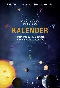 Cover-Bild zu Kalender - Kunstwerke aus Mathematik, Astronomie und Geschichte (eBook) von Huber, Martin