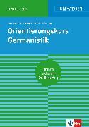 Cover-Bild zu Uni-Wissen Orientierungskurs Germanistik (eBook) von Schmitz, Ulrich