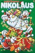 Cover-Bild zu Lustiges Taschenbuch Nikolaus 01 von Disney