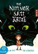 Cover-Bild zu Die Nimmersattkatze (eBook) von Hai, Magdalena