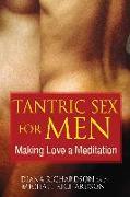 Cover-Bild zu Tantric Sex for Men (eBook) von Richardson, Diana