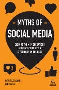 Cover-Bild zu Myths of Social Media (eBook) von Carvill, Michelle