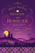 Cover-Bild zu Heather and Homicide (eBook) von Macrae, Molly