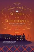 Cover-Bild zu Scones and Scoundrels (eBook) von Macrae, Molly