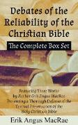 Cover-Bild zu The Complete Box Set Featuring Three Works by Author Erik Angus MacRae Presenting a Thorough Defense of the Textual Preservation of the Holy Christian Bible (Debates of the Reliability of the Christian Bible, #4) (eBook) von MacRae, Erik Angus