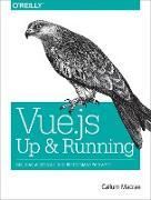 Cover-Bild zu Vue.js: Up and Running (eBook) von Macrae, Callum